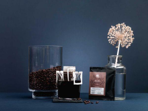 Coffeebag Bio Céo (entcoffeiniert)