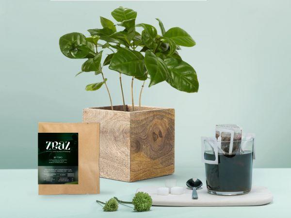 Coffeebag ZEAL No2 (Kolumbien, direkt importiert)