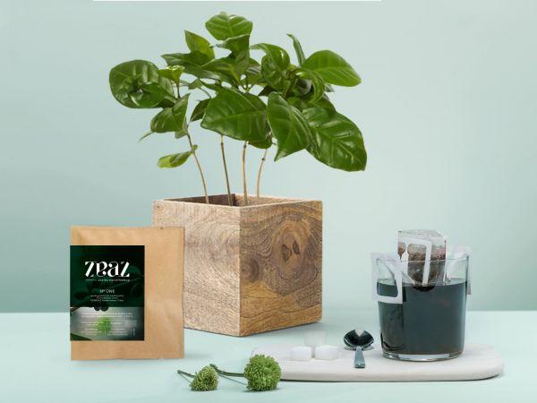 Coffeebag ZEAL No1 (Mexico, direkt importiert)