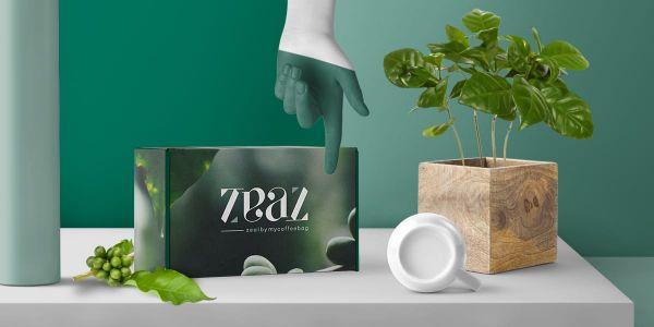 Coffeebag ZEAL Tastebox