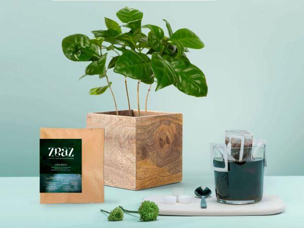 Coffeebag ZEAL ORGANIC (mehrfach prämierter Bio-Kaffee)