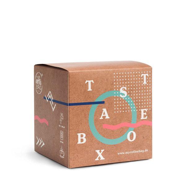 Coffeebag Tastebox