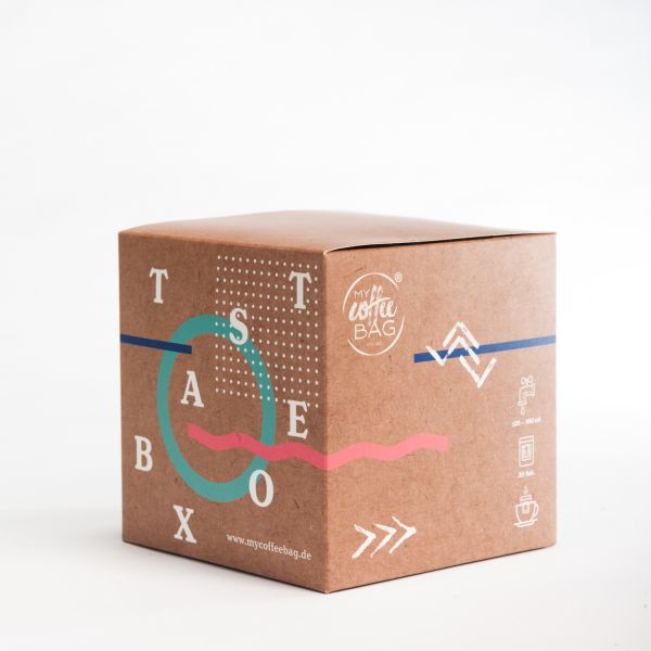 MyCoffeebag-Tastebox-Außenansicht